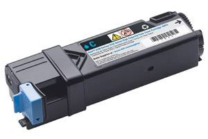 Dell 331-0716 [OEM] Genuine High Yield Cyan Toner for 2150 2155
