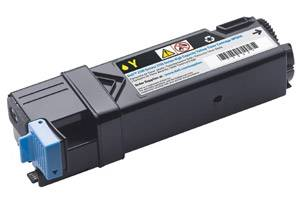 Dell 331-0718 [OEM] Genuine High Yield Yellow Toner for 2150 2155