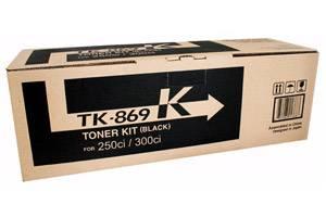 Copystar TK-869K [OEM] Genuine Black Toner Cartridge for CS-250ci