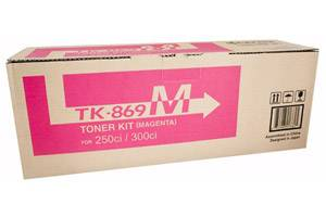Copystar TK-869M [OEM] Genuine Magenta Toner for CS-250ci CS-300ci
