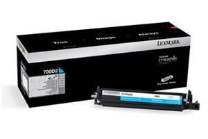 Lexmark 70C0D20 / 700D2 [OEM] Genuine Cyan Developer Unit for CS310 CX410 CX510