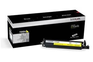 Lexmark 70C0D40 / 700D4 [OEM] Genuine Yellow Developer Unit for CS310 CX410 CX510