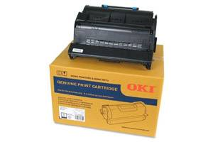 Okidata 45488901 [OEM] Genuine High Yield Toner Cartridge for B721dn B731dn Printers