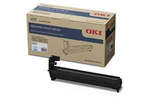Okidata 44844415 [OEM] Genuine Cyan Imaging Drum Unit for C831n C831dn Printers
