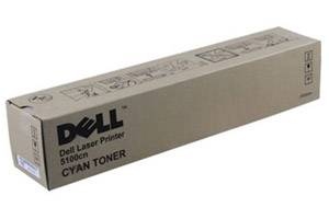 Dell 310-5810 [OEM] Genuine Cyan Laser Toner Cartridge for 5100CN