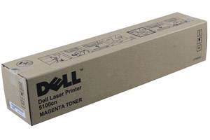 Dell 310-5809 [OEM] Genuine Magenta Laser Toner Cartridge for 5100CN