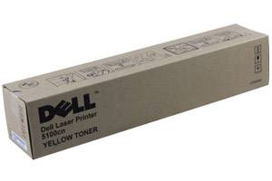 Dell 310-5808 [OEM] Genuine Yellow Laser Toner Cartridge for 5100CN