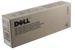 Dell 310-7891 [OEM] Genuine High Yield Cyan Toner Cartridge for 5110CN