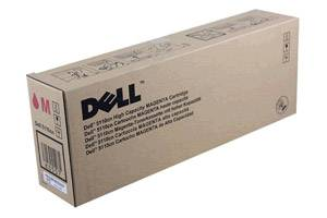 Dell 310-7893 [OEM] Geniune High Yield Magenta Toner for 5110CN 5110N