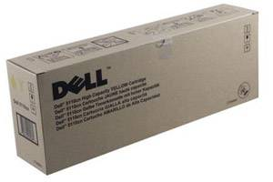 Dell 310-7895 [OEM] Genuine High Yield Yellow Toner for 5110CN 5110N