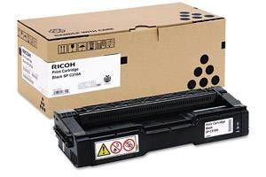 Ricoh 406344 Original Black Toner Cartridge for Aficio SPC231N SPC320DN