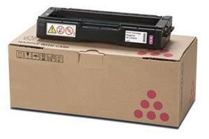 Ricoh 406346 Original Magenta Toner Cartridge for Aficio SPC231N SPC320DN