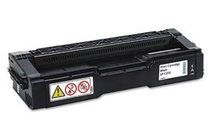 Ricoh 406475 Original High Yield Black Toner Cartridge for Aficio SPC231N SPC320DN
