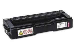 Ricoh 406477 Original High Yield Magenta Toner Cartridge for Aficio SPC231N SPC320DN