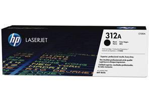 HP CF380A / 312A [OEM] Genuine Black Toner for LaserJet M476nw/dn/dw