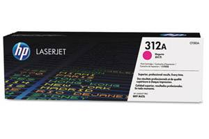 HP CF383A / 312A [OEM] Genuine Magenta Toner for LaserJet M476nw/dn/dw