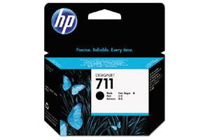 HP CZ129A (#711) [OEM] Genuine Black Ink Cartridge for T120 T520