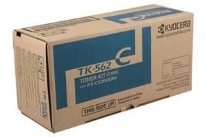 Kyocera Mita TK-562C [OEM] Genuine Cyan Toner Cartridge for FS-C5300DN Printer