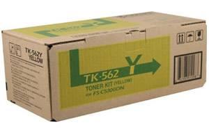 Kyocera Mita TK-562Y [OEM] Genuine Yellow Toner Cartridge for FS-C5300DN Printer