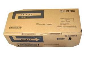 Kyocera Mita TK-3112 [OEM] Genuine Black Toner Cartridge for FS-4100DN Printer