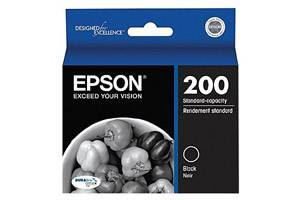 Epson T200120 OEM Genuine Black Ink Cartridge for WF-2520 2530 XP-200