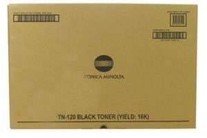 Konica Minolta TN-120 [OEM] Genuine Black Toner for Bizhub 25 Printer