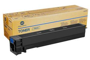 Konica Minolta A0TM132 TN-618 [OEM] Genuine Black Toner Cartridge