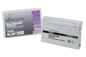 Imation 41262 8mm Mammoth AME-1 170m 20/40GB Data Tape Cartridge