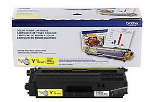 Brother TN-331Y [OEM] Genuine Yellow Toner Cartridge for HL-L8250