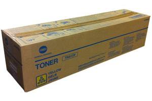 Konica Minolta A0TM230 TN-613Y [OEM] Genuine Yellow Toner Cartridge