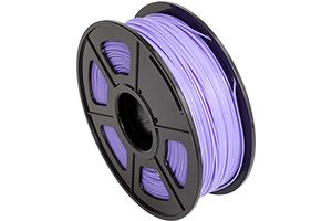 ABS Purple Filament 1.75mm 1kg Supply Spool for 3D Printer