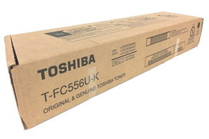 Toshiba T-FC556UK Black OEM Genuine Toner Cartridge for 5506AC