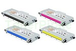 Brother TN-04 TN04 Black/Cyan/Yellow/Magenta Toner Set for HL-2700CN