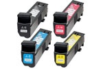 HP CB390A/81A/82A/83A Black & Color Toner Set for Laserjet CM6030