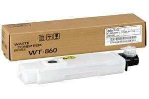 Kyocera Mita WT-860 OEM Genuine Waste Toner Receptacle TASKalfa 3050ci